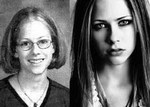 5月に新アルバム発売のアヴリルの高校生のときの写真。左の写真のままだと、フォーク系に流れそうでしたが・・。:オスカー女優からアイドルまで ハリウッドセレブ スッピン画像集:ABC(アメリカン・バカコメディ)振興会